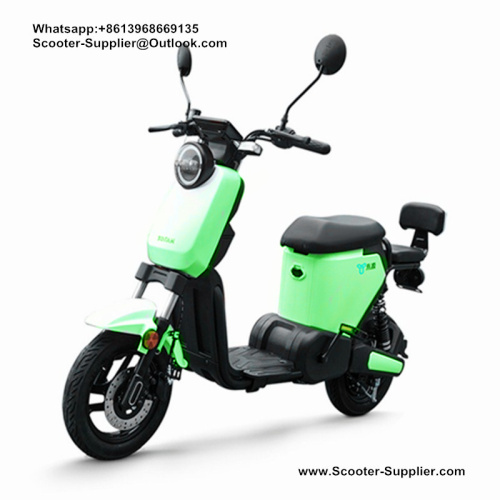 My2 Green Scooter Electric Power Bike Plomb-Acide