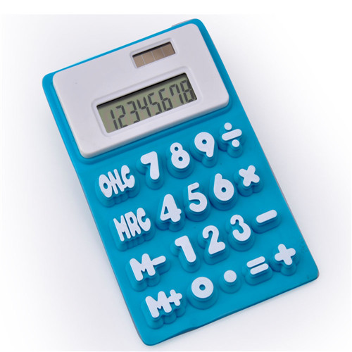 Promotional Rubber Calculator