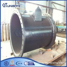 Tubo de estrutura personalizado para estrutura em dragas (USC4-003)