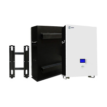 48V Powerwall Lithium ion Battery | Pure White