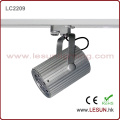 9*1W 9*3W Silver Trackway Mounting LED Track Light (LC2209)