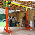 500kg Small Portable Gantry Crane With Hoist