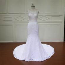 Русалка свадебное платье длинный хвост Свадебное платье 2017