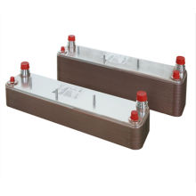 Stainless Steel 304 Plates Brazed Plate Heat Exchanger for Condensation