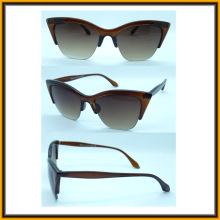 F15138 Новый дизайн половину кадра фантазии женщин солнца очки соответствуют CE FDA UV400 (F15138)