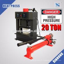 20 tonnes de presse-papiers manuelle hydraulique en gros
