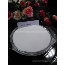 PVC resin for plastic containers
