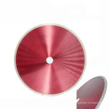 Continuous Diamond cutting disc for glass cutting diamond blade