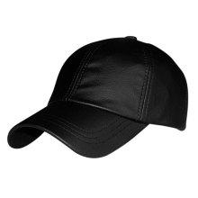 casquette de baseball en cuir