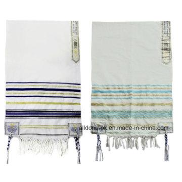 Novo judaísmo judeu tradicional Judaica Kosher Tallit Oração xale Talit