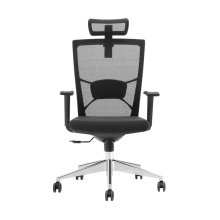 ergonomische Bürostühle mit hoher Rückenlehne
