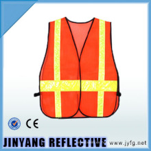 niño Hola viz chaleco de seguridad reflectante de PVC