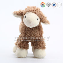 Juguetes de bebé de alta calidad pequeño juguete de ovejas y juguete de ovejas suaves