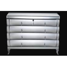 Neue Design Moderne Möbel Glas Schrank (AM211)