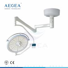 AG-LT019B Medication cabeza de brazo único ot shadowless lámpara de funcionamiento precio de la lámpara