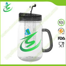 480ml Vaso de agua de plástico de doble pared (IB-A5)