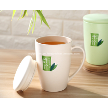 Non-toxic Bamboo Dinnerware with Lid