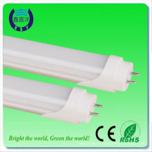 100lm / w alto lumen t8 llevado tubo luminaria 6 pies