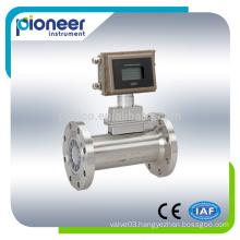 LWQ Series 2' dia gas turbine flowmeter