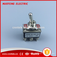 Interrupteur à bascule 12v de télécommande sans fil étanche à 4 positions