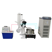1L 2l Fraction Distillation Laboratory Rotary Evaporator with water bath