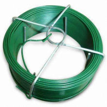 Small Coil PVC Coated Iron Wire