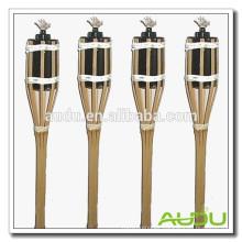 Audu 4 FT Jardín Use Antorcha De Bambú / Linterna Para Uso Doméstico