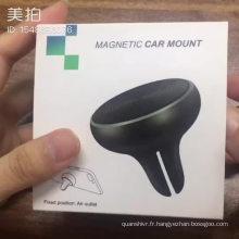 Nouveau vente chaude brevetée dolphin concevant un support de téléphone portable magnétique