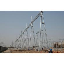 500kV Steel Substation Structure