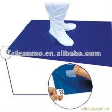 """Vente chaude 24 """"X 36"""" CleanRoom tapis collant avec différentes couleurs et tailles"""