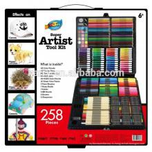 Канцелярский набор для детей живопись