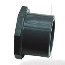 ASTM SCH80 UPVC réducteur Bush couleur gris foncé