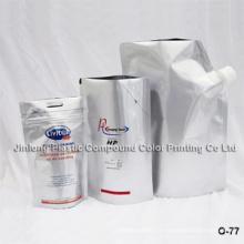 Sac d'emballage en aluminium feuilleté