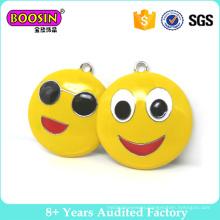 Promotional Gift Emoji Pendant Charms for Keyring