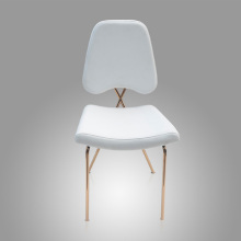 modern and simple design dining chair with PU