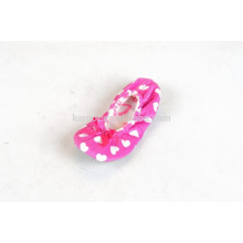 fashion soft quiet pink points indoor dancing shoes slipper