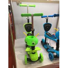 2016 Caminhante inflável novo do bebê do estilo, carrinho de criança, caminhante do assento