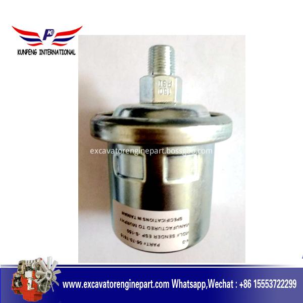Shantui SD32 S22 SD23 SD16 SD08 Bulldozer Spare Parts D2310-001000 Oil pressure sensors