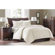 Madison Park Florence Bedspread Bedding Solid Mink Fabrication Quilt Coverlet Set