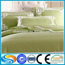 Textile de coton textile textile de maison