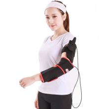 Envoltório elétrico da almofada de aquecimento para a dor do cotovelo