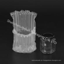 Madicine Box com Handiness Air Column Embalagem Bolsas