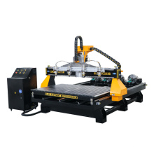 Multi-Function Woodworking Machine for Wood Board Cutting and Press