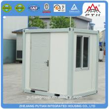 PTJ-8 * 10A casas de contêineres verdes pré-fabricados