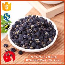 Fuente de la fuente de la fábrica precio atractivo producto chino negro goji bayas