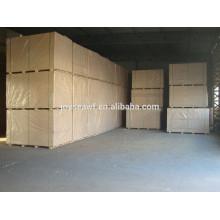 Aglomerado tubular 2090x1180x33mm / 34mm / 38mm para el uso de la base de la puerta