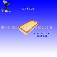 Peugot, Lancia, filtro de ar da Fiat