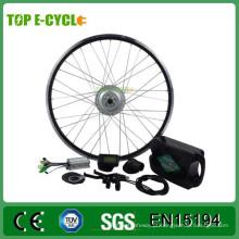 China Fabricante Fácil Montar Bicicleta Traseira Da Roda 36 v 350 w kit bicicleta elétrica