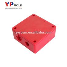 Fazer fabricante de molde de injeção de molde de tampa de plástico