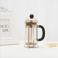 12oz High borosilicate Glass French Press Coffee Maker